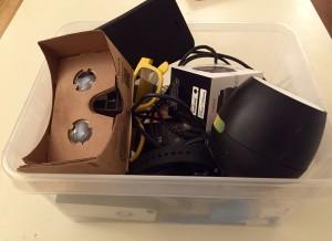 Abandoned Tech Box