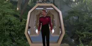 Star Trek's Holodeck